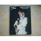 Kenny Rogers (1983) Libro Partituras: Greatest Hits Songbook