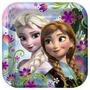 Frozen Disney Set Completo De Cumpleaños Cotillon Original