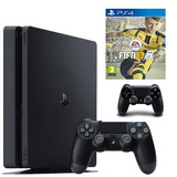 Sony Play Station 4 500gb + Fifa 17 + Control Ps4 - Prophone
