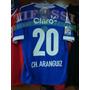 Camiseta Aranguiz Libertadores 2013 U De Chile Tifossi