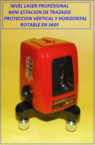Nivel laser profesional mini estacion de trazado 49500 - Nivel laser precios ...
