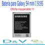 Batería Para Galaxys4 Mini I 9195, Original,oferta !!!