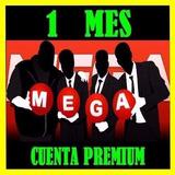 Cuentas Premium Mega 30 Dias + 5 Dias Pagos Webpay O Khipu