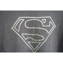 Polera Warner Bros, . Talla S. Niña, ( Superman)