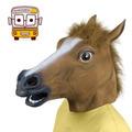 Mascara Cabeza De Caballo Pro Sorprendente Creepy Horse Mask