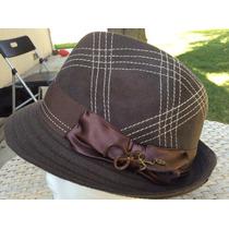 Sombrero Marca Carlos De Carlos Santana.