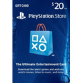 Psn Card 20 Usd Dolares - Playstation Network Card