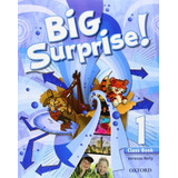 Big Surprise 1: Class Book And Multi-rom Pack; Vanessa Reil