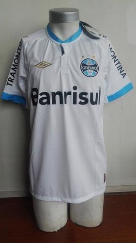 Ver más Ver en MercadoLibre. Camiseta Gremio Porto Alegre 2015 Recambio  Original Umbro d379f12e2c5f8