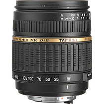 Lente Tamron 18-200mm F/3.5 - 6.3 Para Canon Nuevo!