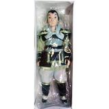 Mulan - Princesas De Porcelana. 2001 Disney. 19cm.