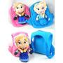 Frozen Mochila De Plush Anna, Elsa Y Olaf $ 13.000 C/u