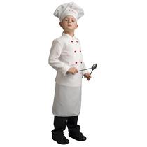 Chaqueta De Chef Niño O Niña