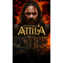 Total War: Attila / Steam Pc Digital Original Gift Card