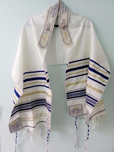 Talit O Tallit Judio Importados De Israel