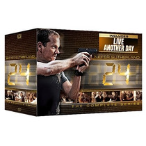 Dvd 24 Serie Completa. 9 Temporadas. Box Original Sellado
