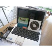 Notebook Olidata X40ii Duo - En Desarme - Jack Power Malo.