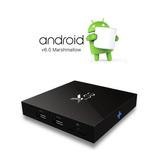 Android Tv Box X96 Smart Tv Boleta Y Garantía Inetshop