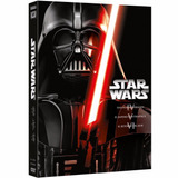 Dvd - Star Wars - Trilogia 4, 5 Y 6