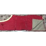 Carpa De Caballo De Lona Con Saco Interior / Bauldeaperos