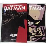 Comic Dc: Batman - Año Uno (year One). Editorial Unlimited