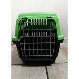 Jaula Transportadora Para Gato Perro Chico Conejo Huron