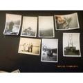 7 Fotos De Chile Punta Arenas-bulnes Y Otros 1945