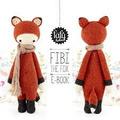 Patron Lalylala - Zorro Fibi - Amigurumis - Crochet