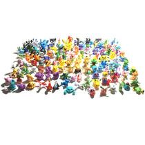 144 Figuras Pokemon 2 A 3 Cm Envío Gratis Al Azar