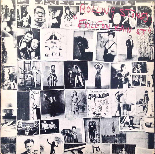 The Rolling Stones Exile On Main St Vinilo Japon Obivinilos