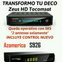 Transformo Deco Zeus Hd Tocomsat Azamerica S926