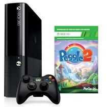 Xbox 360 4gb + Juego Peggle 2 - Smartprogames