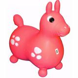 Pony Caballito Saltarin Resistente Diferentes Colores Fc