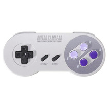 8bitdo Snes 30 Control Nintendo Bluetooth Android Iphone