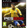Pes Pro Evolution Soccer 2016 Ps3 Digital Con Pase Online