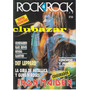 Antigua Revista Rock & Rock Iron Maiden Hecha En Chile