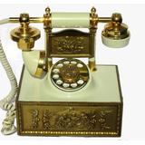 Telefono De Disco Western E., Estilo Frances, C1975 (video)