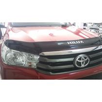 Deflector De Capot  Toyota Hilux 2016-2018 Iportados