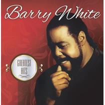 Barry White - Greatest Hits Vinilo Nuevo Y Sellado !!!
