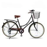 Bicicleta Lahsen De Paseo Krom 067 Urbano City