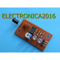 Flame Detection Sensor Ir Infrared Receiver Control Module