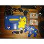 Nintendo 64 Edición Especial Pikachu 2 Juegos Expansion Pack segunda mano  Las Condes