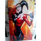 Harley Quinn Súper Cuadro