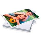 Papel Fotografico 10x15 Cms 200 Grs Creaprint 100 Unidades