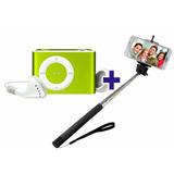 Promocion Navidad Reproductor Mp3 + Baston Selfie