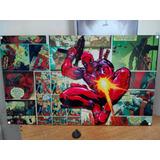 Deadpool Cuadro Marvel