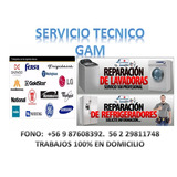 Servicio Reparacion Lavadoras Y Refrigeradores A Domicilio