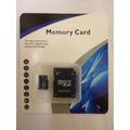 Tarjeta Micro Sd 32gb Clase 10 + Adaptador Sd Y Porta Mem
