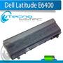 Bateria Dell Latitude  E6400 E6500 E6410 E6510 Alta Duración