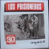 Los Prisioneros La Voz De Los 80 Vinilo Nuevo Obivinilos